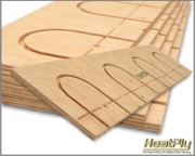 hydronic radiant floor heating, hydronic radiant floor panels, hydronic heating, hydronic heating systems