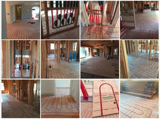 In Floor Heating Systems. In Floor Heating Systems   Floor Heating System   HYDRONIC HEATING