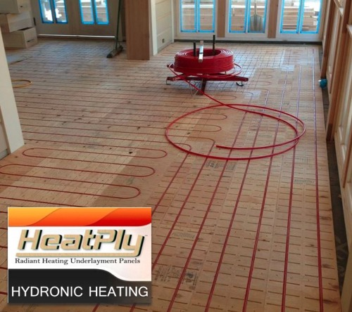 Radiant Heat Panels
