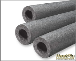 5 8 Quot X 1 2 Quot Nomaco Pipe Insulation Fits 1 2 Quot Pex Or