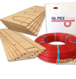 Hydronic Radiant Floor Heating Systems